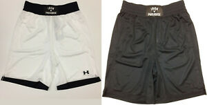 2021 Under Armour Mens UA Project Rock Iron Paradise Shorts Dwayne Rock Johnson