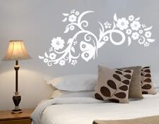 Flower Flow - Highest Quality Wall Decal Sticker
