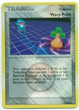 Warp Point Pokemon League Reverse Holo Promo NM-Mint