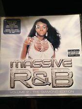 MASSIVE R&B Voume 2 - Twin CD, Diamond Edition, Various Artists, 2005