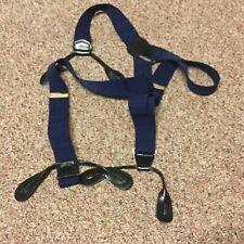 CAS Germany Dark Blue Suspenders