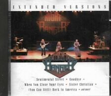 Night Ranger Extended Versions CD Night Ranger Rock