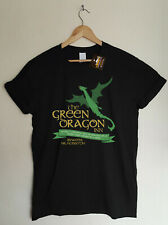 Lord of the Rings and Hobbit Inspired Green Dragon Inn T-shirt - Film and Book