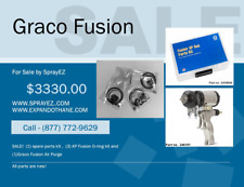 Save More Than 700 With This Graco Fusion Bundle Includes Spray Gun