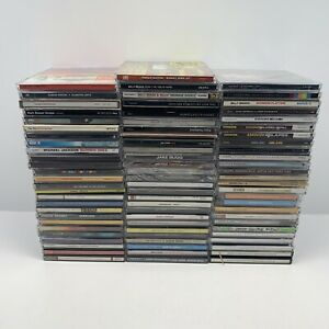 Large CD Joblot Male Music Artists 78 x Albums Bundle M.Jackson Ian Brown Sting