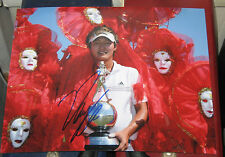 Danny Lee Johnnie Walker Classic Champion SIGNED 8x10 Photo COA Autographed PGA