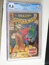 The Amazing Spider-Man #54 (Marvel, 1967) CGC NM+ 9.6