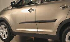 Door Body Side Mouldings Molding Trim Protector fit Kia Sportage 2011-2014