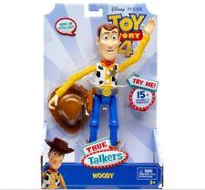Toy Story 4 Woody 7 Inch True Talker Toy Figure