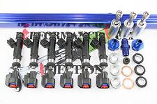 NEW 1JZGTE Top Feed Fuel Rail Conversion kit with BOSCH 550cc Fuel Injectors