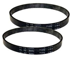 (2) Kenmore Upright Vacuum Belt 20-5275 for 116. Models (2 Pack) - NEW