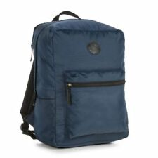 Converse Horizontal Zip Backpack Navy CTAS 410943 447 School Bag
