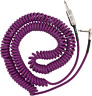 Jimi Hendrix Voodoo Child(TM) Coiled Cable by Fender, 30' Purple, MPN 0990823001