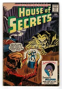 House Of Secrets 61   1st Eclipso