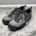 Shimano MT60 Bike Shoes Gore Tex Leather Suede Durable Lace Up Size 43, 9 Men's