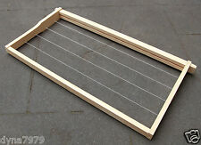 Timber Bee frame with wire 8PCS