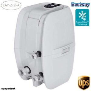 2021 Lay Z Spa Airjet Pump / Heater With Freeze Shield Technology BRAND NEW Lazy