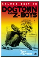 Dogtown and Z-Boys (Deluxe Edition) [DVD] [2002] NEW!