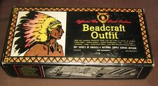 Boy Scouts of America Official Beadcraft Outfit,Loom,Walco Toy Co.,Indian Crafts