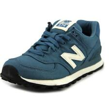Zapatillas deportivas de mujer New Balance de tacón bajo (menos de 2,5 cm) de lona