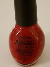 Nicole Opi Nail Polish Extreme Jingle (Nl 141) Htf Color Shop My Store for More