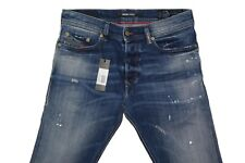 DIESEL TEPPHAR 084GH SLIM CARROT JEANS W33 L32 100% AUTHENTIC