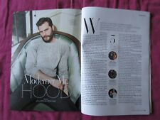 Jamie Dornan Magazine Hugo Boss The Scent Advertising 2 Samples + Interview