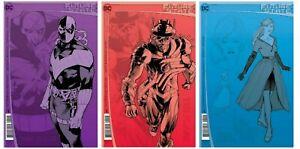 Future State 2nd Print Variant Set Options Titans Flash Superwoman Presale 2/9