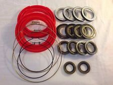 Rockwell 2.5 Ton 20 Pc Red Boot And Seal Kit M35 M109 Military Mud Crawler 4x4