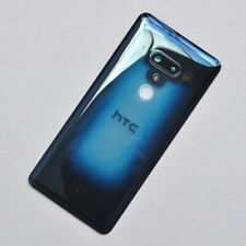 Back Door For HTC U12 Plus Glass Battery Cover Housing Case + Rear Camera Lens