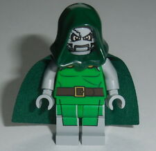SUPER HERO #29 Lego Dr Doom NEW Genuine Lego Spiderman 76005