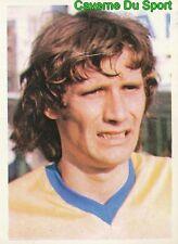 348 DUDU GEORGESCU DINAMO BUCURESTI ROMANIA STICKER FOOTBALL 1980 BENJAMIN RARE