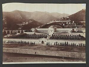 179-ALBUMINA <ITALIA_GENOVA> Camposanto (V. Noack) Nº 19 (19x25cm)