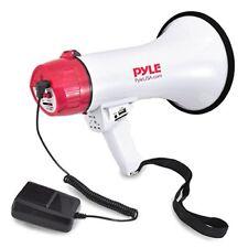 Sound Around Pyle Bluetooth Megaphone [Pa Speaker W/ Wired Microphone]