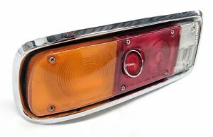 MAZDA 1500 1800 LUCE SEDAN LEFT HAND TAIL BRAKE LIGHT UNIT NEW OLD STOCK GENUINE
