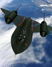 BLACKBIRD SR-71 STEALTH A3 POSTER PICTURE PRINT A908