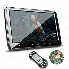 10 Zoll Auto DVD CD Player Kopfstütze HD Digital Monitor mit HDMI USB SD Slot