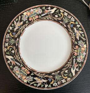 villeroy Boch Gallo Intarsia Dinner Plate 6 Available Beautiful 21.8 Cm