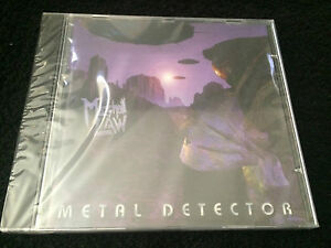 MARSHALL LAW - METAL DETECTOR - CD NEW & SEALED