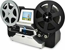 8mm & Super 8 Reels to Digital MovieMaker Film Scanner, Pro Film Digitizer