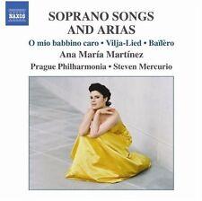 Ana Maria Martinez - Martinez, Ana Maria : Soprano Songs & Arias [New CD]