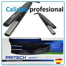Plancha profesional de ceramica y titanio para pelo 30 W alisador cabello rizado