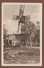 Kowel Ukraine,Alte Windmühle super Ansicht 1917