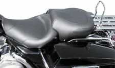 Mustang Wide Touring Smooth Solo Seat for 1997-2007 Harley FLHR FLHX 75459