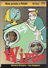 Wirus (DVD) 1996 Cezary Pazura POLSKI POLISH