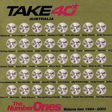 Take 40: The Number Ones, Vol. 2: 1994-2003 by Various Artists (CD, Sep-2003, Li