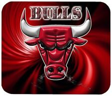 CHICAGO BULLS MOUSE PAD 1/4 IN. SPORTS BASKETBALL NBA MOUSEPAD
