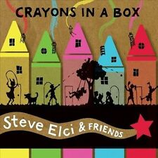NEW Crayons in a Box (Audio CD)