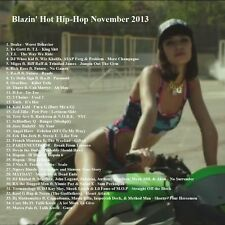 Promo Video Compilation DVD, Blazin Hot Hip-Hop November 2013, NEW ONLY on Ebay!