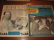 LO SPORT ILLUSTRATO GAZZETTA 1953/43 GINO BARTALI FAUSTO COPPI FIORENZO MAGNI